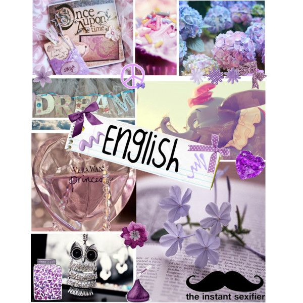 English Book Cover Ideas ~ This binder cover is cute too artsy journaling