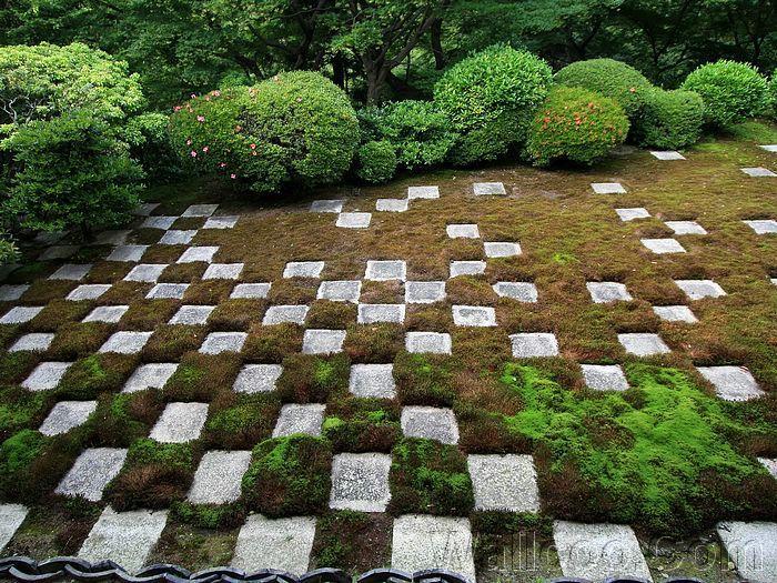 Captivating Harmony :Unique Garden Decoration   Tranquil Japanese Garden