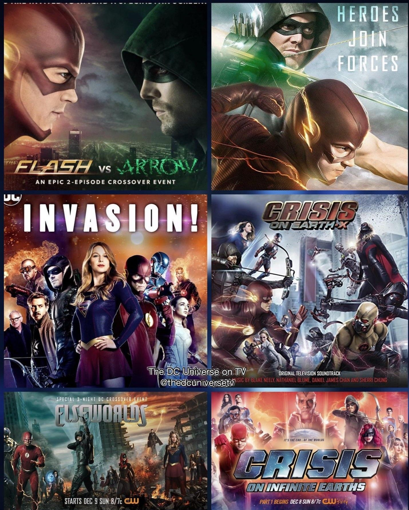 Pin By Neesie T On Arrowverse With Images Dc Universe Flash