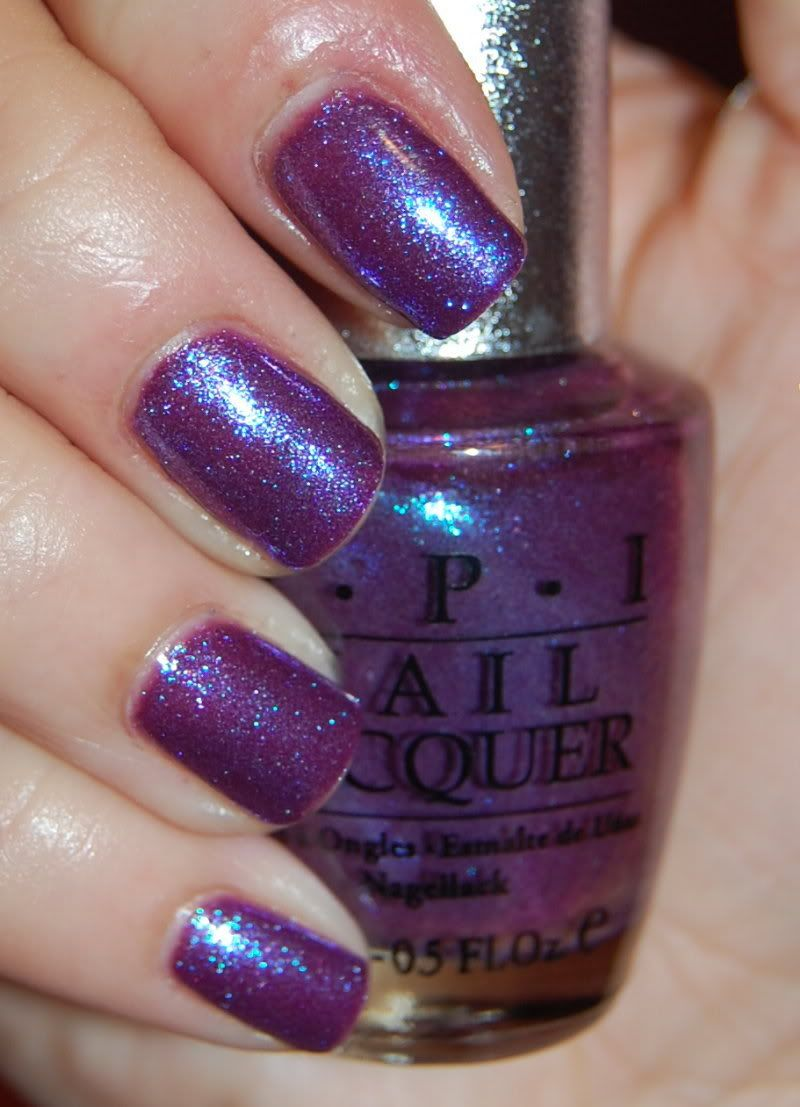 OPI DS Royal | Pretty Things ~Nail Polishes I Own~ | Pinterest | UX ...