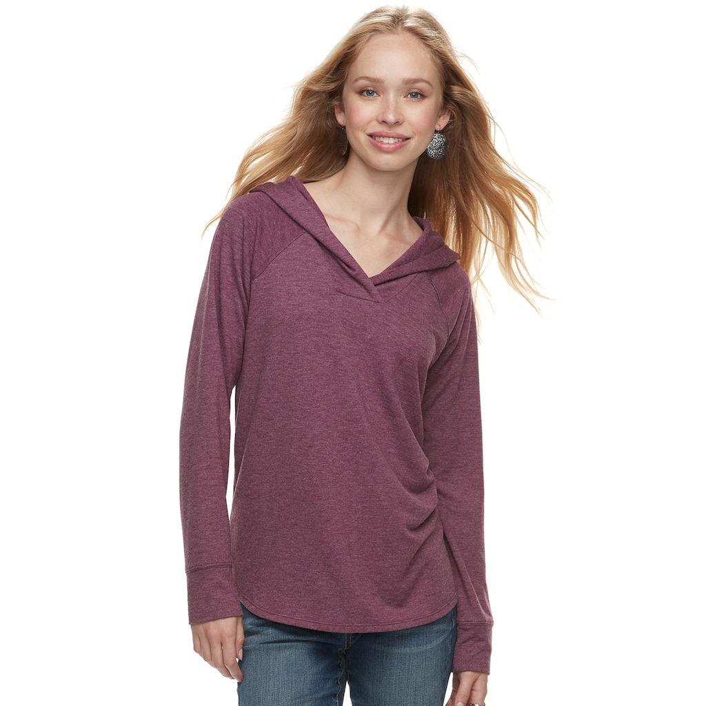 fda715d8ba96a Women s SONOMA Goods for Life™ Soft Touch Hoodie in 2018