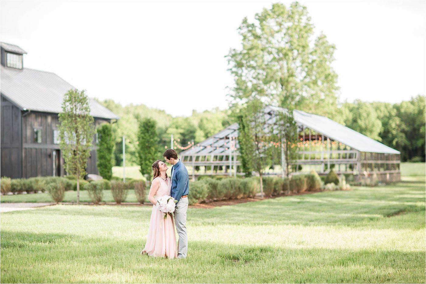 Oak Grove Farms Engagement KariMe Photography