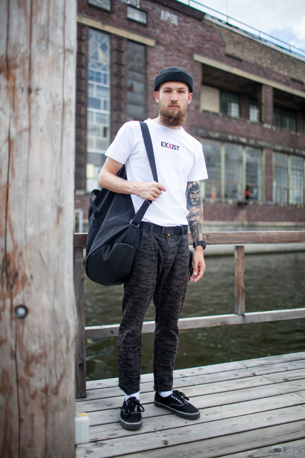 They Are Wearing Bright Seek Berlin Trade Shows Uomens Mens