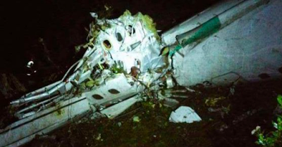 Il-Trafiletto: Tragedia aerea in Colombia: strage squadra di calc...