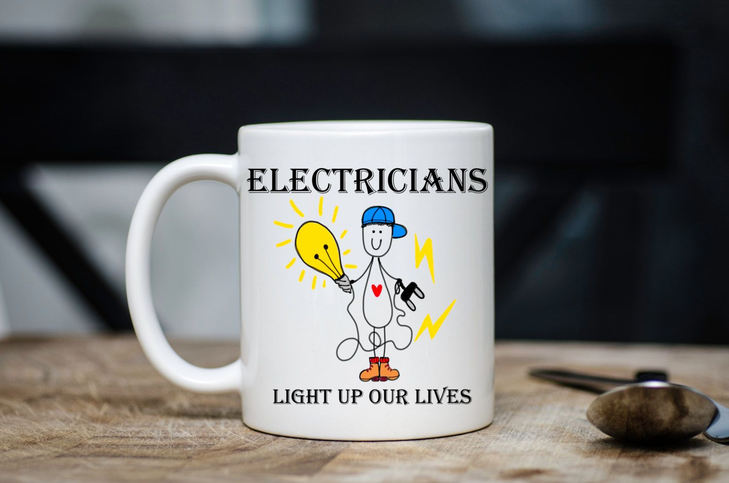 Electricians coffee mugelectrician giftelect giftcoffee