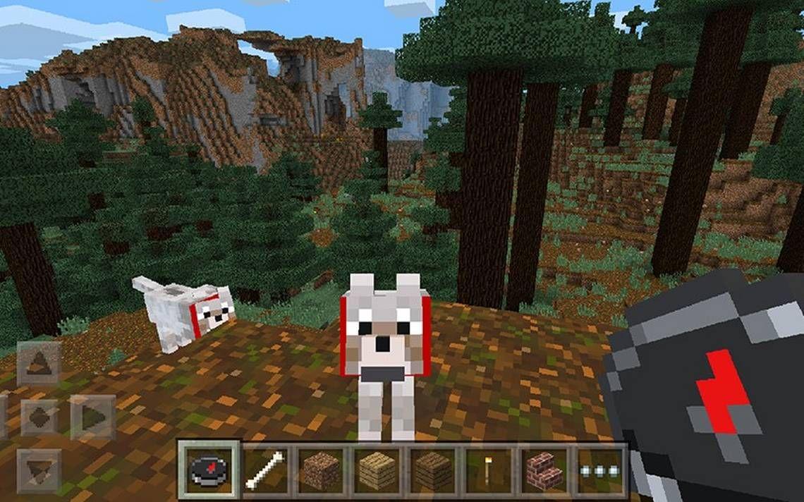 Minecraft Selaimessa