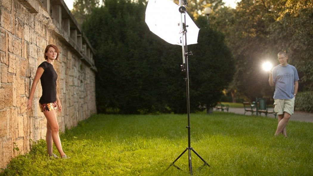 You Can Use ArtificialLight For Outdoor Photography Heres How
