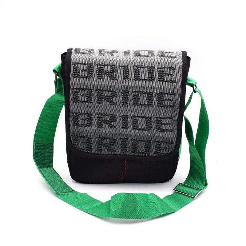 Jdm Bride Takata Sling Bag Crossbody Racing Straps Sling Bag Jdm Accessories Bags
