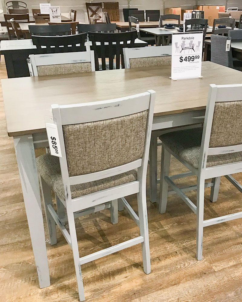 High Quality Parkdale Dining Room Furniture Available At Our Torrance Location.