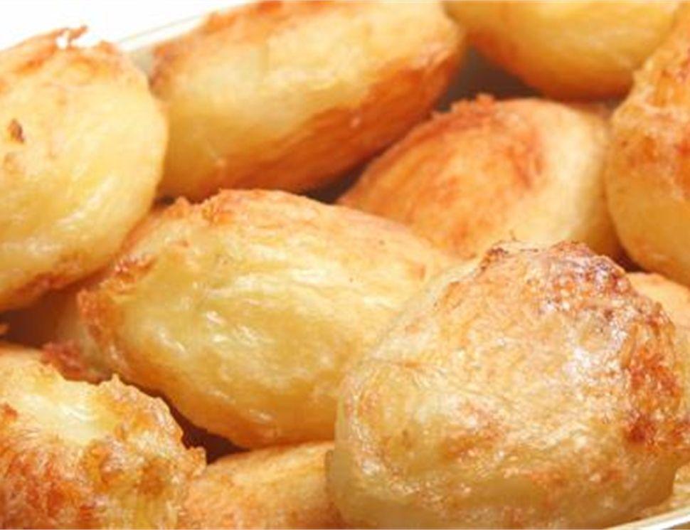 Hillfarm Oils' Roast Potatoes