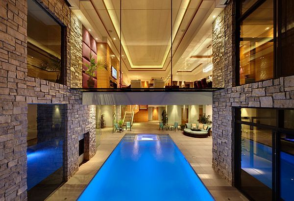 Luxury Home Amenities creating an indoor luxury spa room at home | to be, massage and