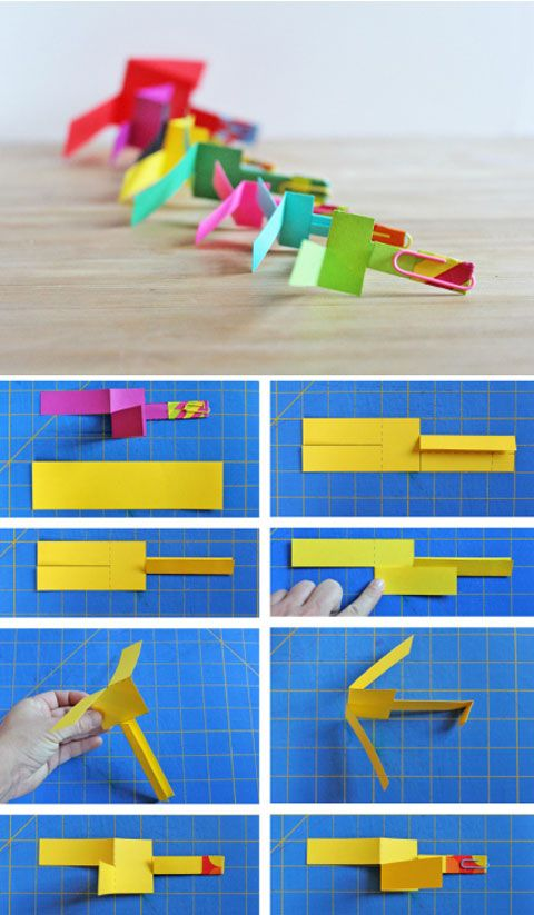Diy Toy Paper Helicopter Creative Kids Pinterest Diy Toys