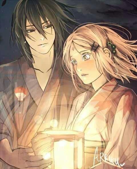 #Sasuke & #Sakura - #naruto