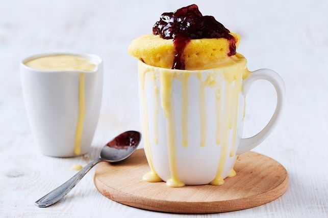 16 winter desserts you can make in the microwave ...