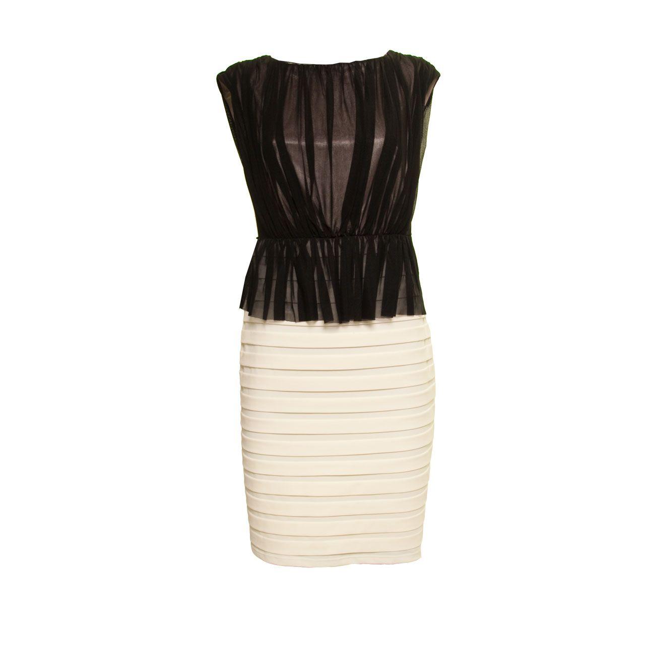 Jax Black Lace Cream End Dress   vestidos hermosos   Pinterest ...