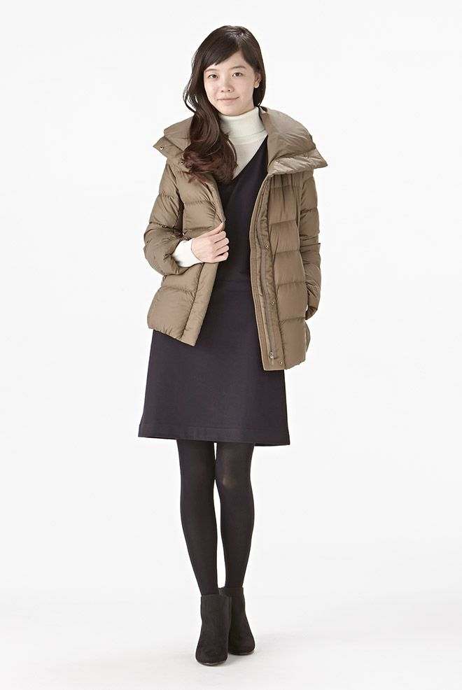 衣料品 2014 秋冬|コーディネートカタログ 婦人|無印良品ネットストア