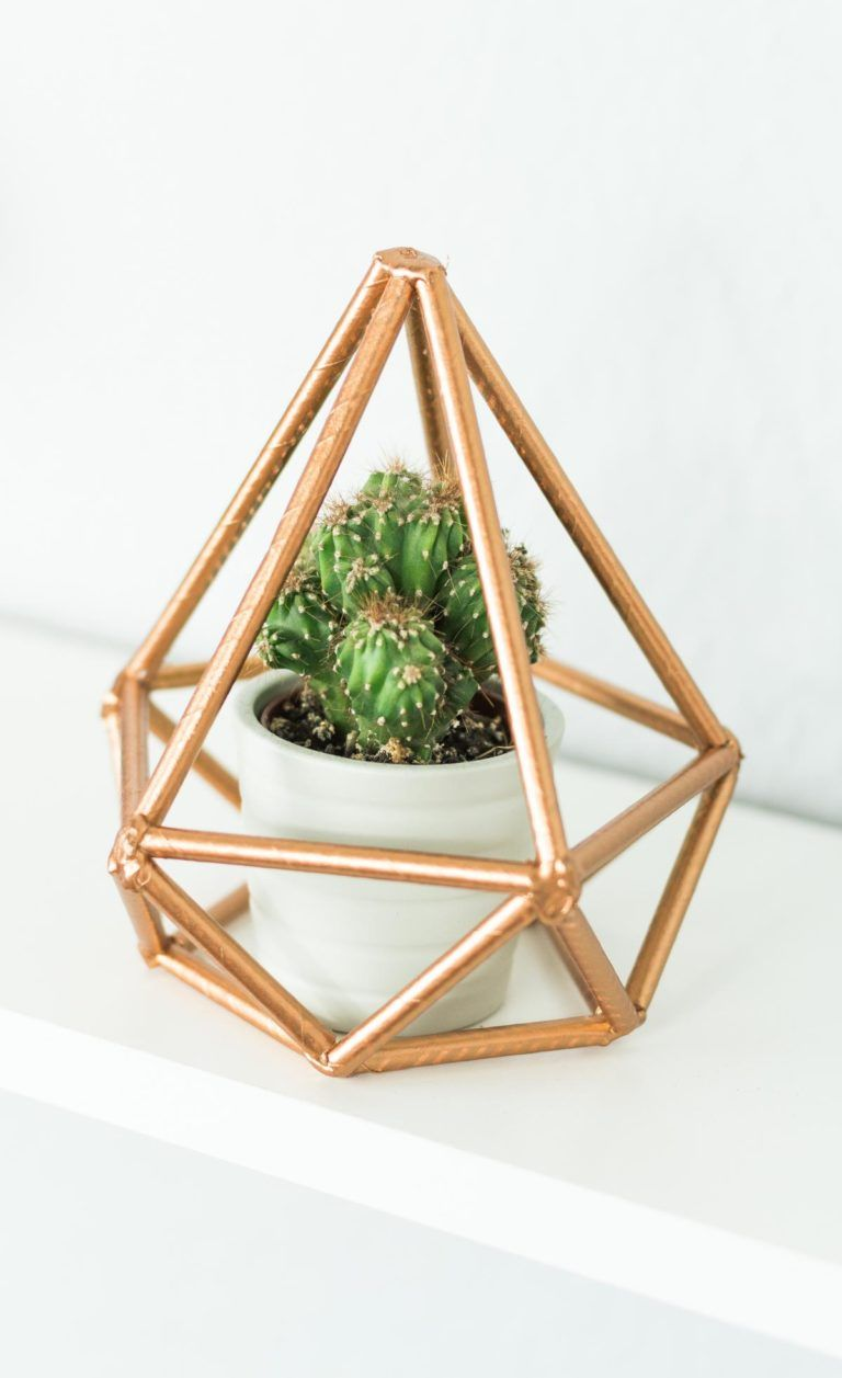 Photo of DIY Himmeli basteln – schöne, geometrische DIY Deko Idee