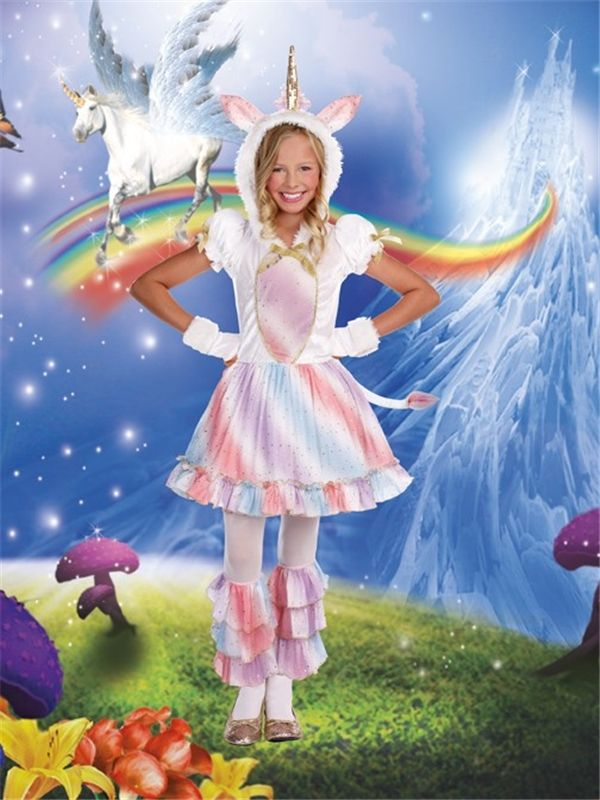 Enchanted Lil' Unicorn Child Costume | Children costumes ...