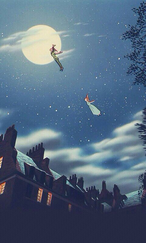Peterpan Disney Wallpaper Disney Phone Wallpaper Disney Background
