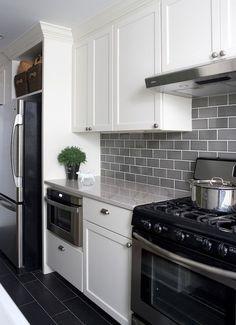 All Roads Silk Tassels Kitchen Backsplash Designs White Modern