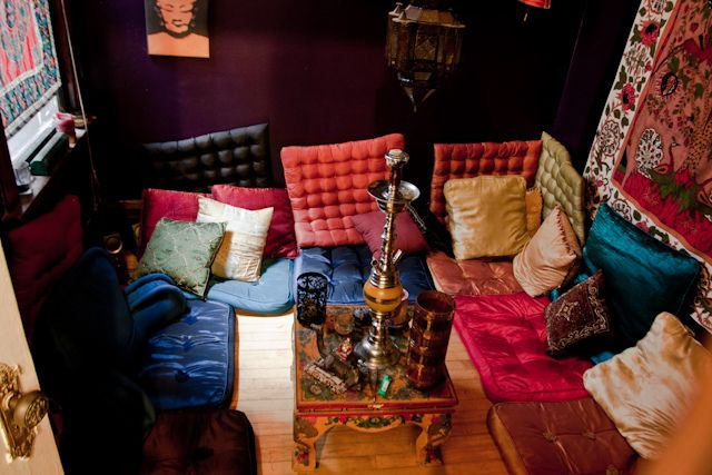 Hookah Room Chill Room Hookah Lounge Decor Lounge Decor