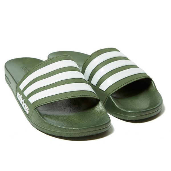 adidas Cloudfoam Adilette Slides | JD Sports | Adidas ...