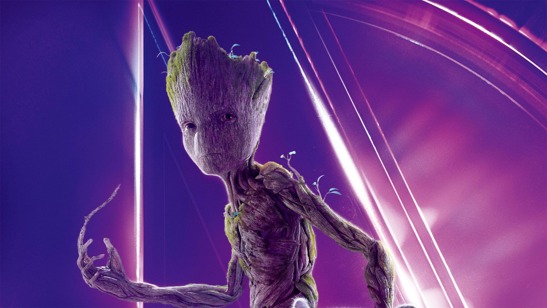 Groot Avengers Endgame Wallpaper HD Best Movie Poster