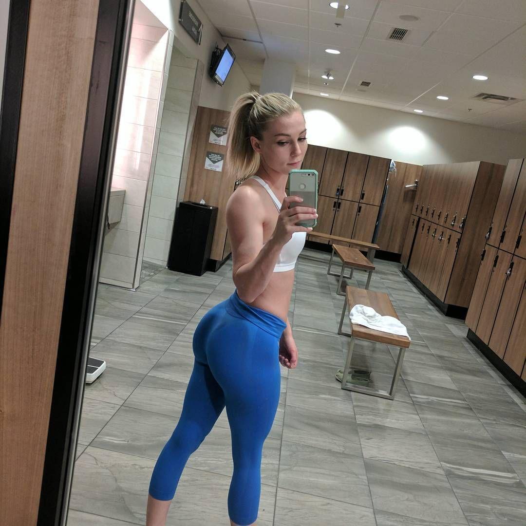 blonde strip