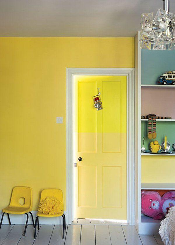 La couleur jaune déclinée en une large palette | La couleur jaune ...