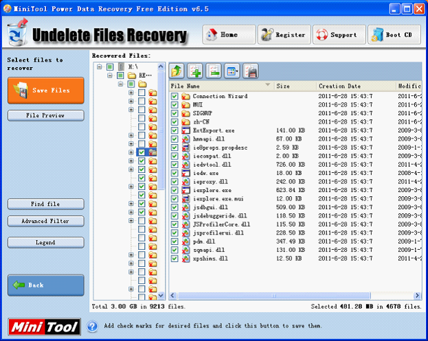 How To Use Undelete Recovery Function In Minitool Mac Data