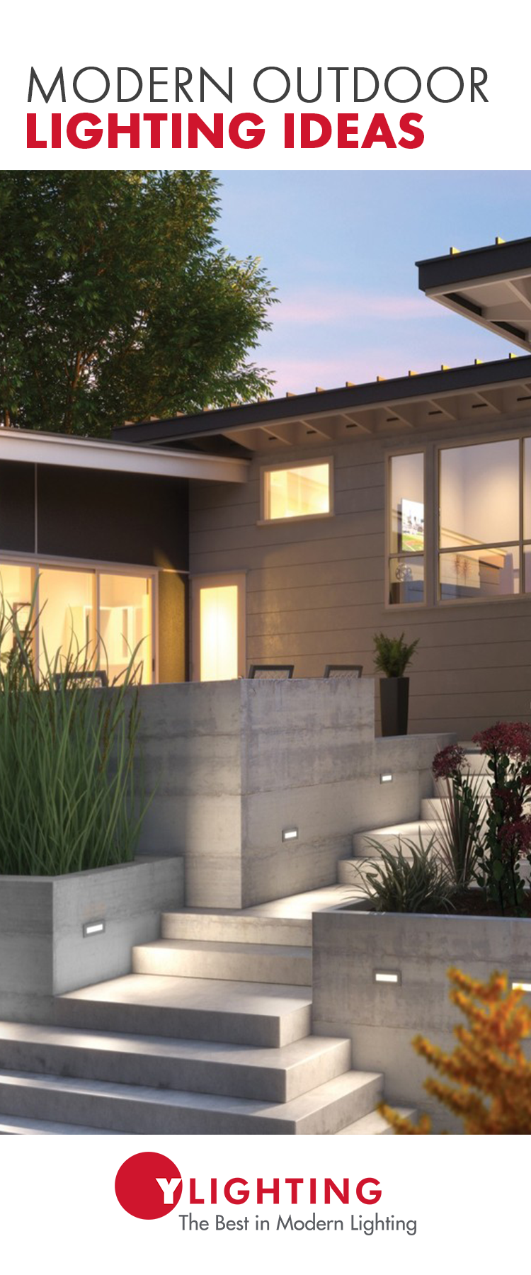 Outdoor Lighting Is An Essential Element In Home Design These