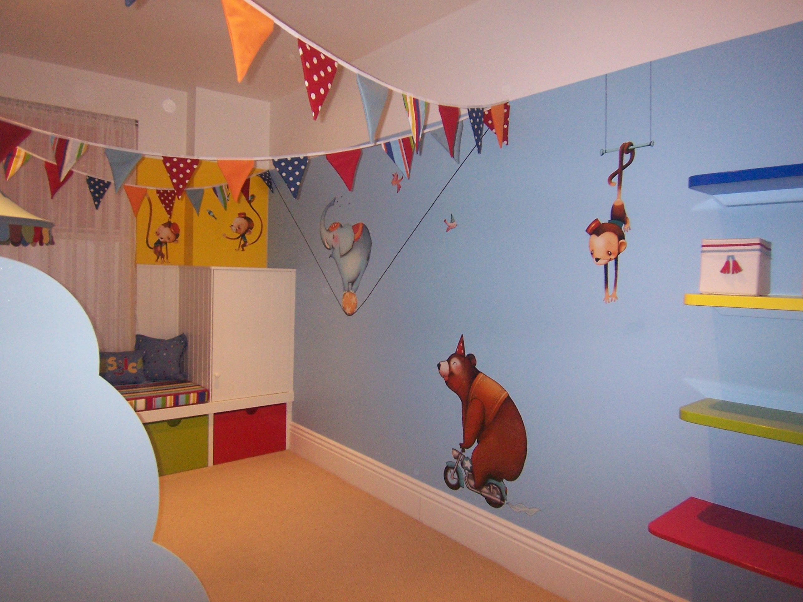 Circus Play Room  Google Search