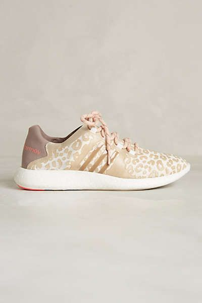 online store 58821 f135f Anthropologie - Adidas By Stella McCartney Leopard Blush Sneakers