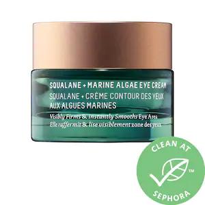 Squalane Marine Algae Eye Cream Biossance Sephora Squalane