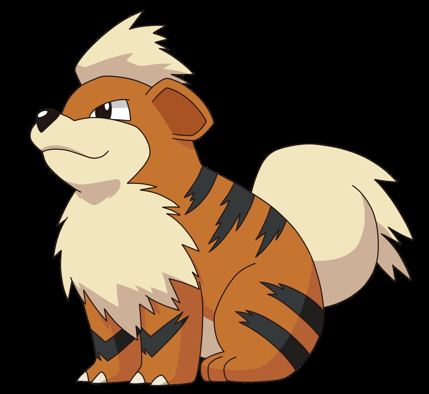 Pokemon Growlithe | Pokemon Growlithe And Arcanine Images ...
