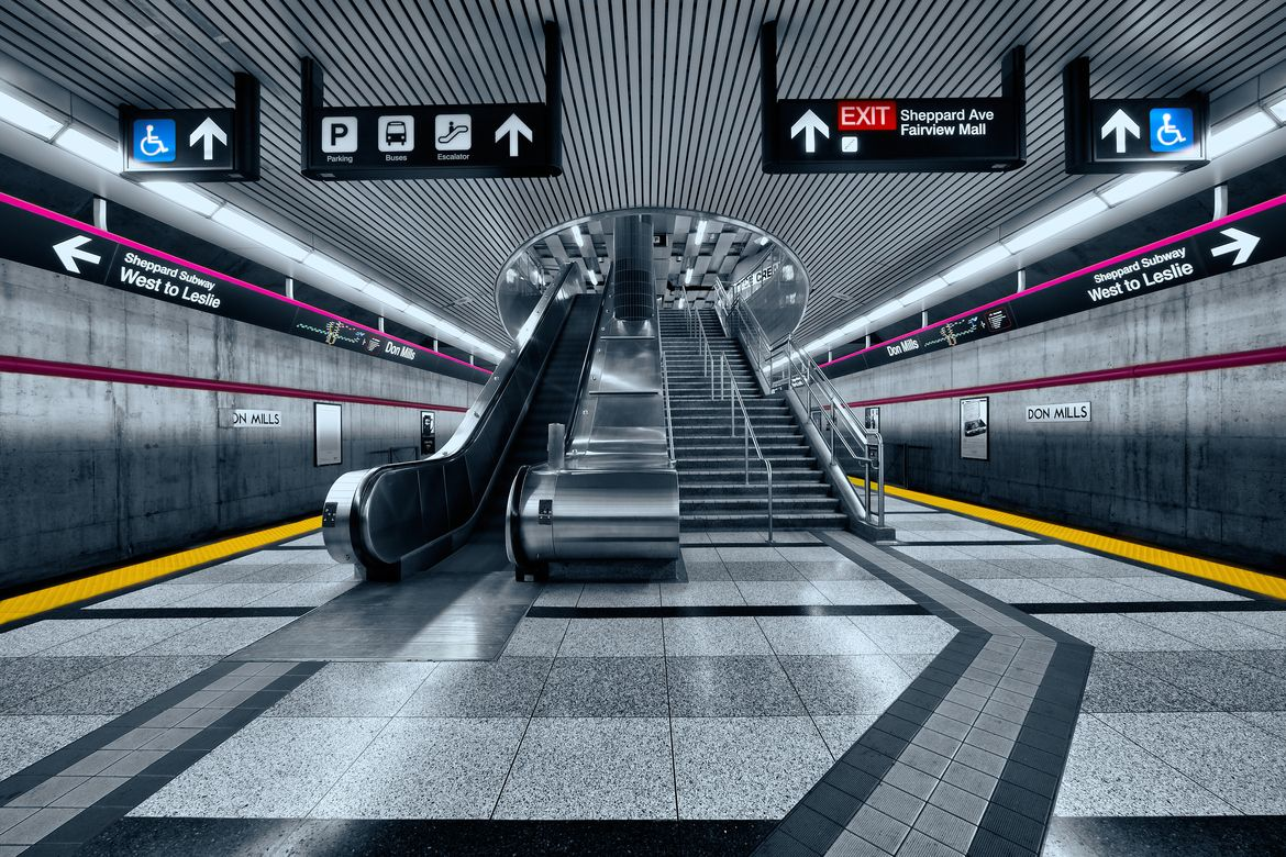 Don Mills Subway Station