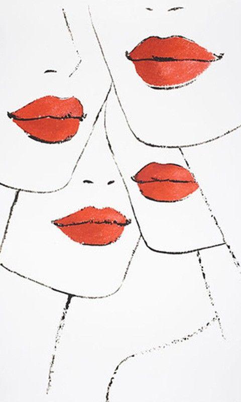 iPhone壁纸--Phone5&……_来自迷戀奢侈品的图片分享-堆糖网 | Art, Illustration ...