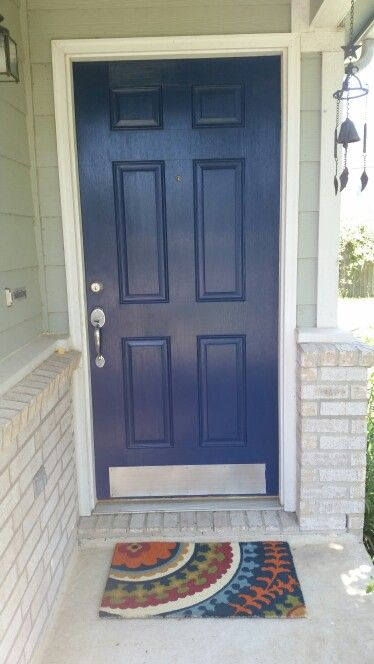 sherwin williams sw9177 salty dog love how it turned out now i need to make a pretty wreath for