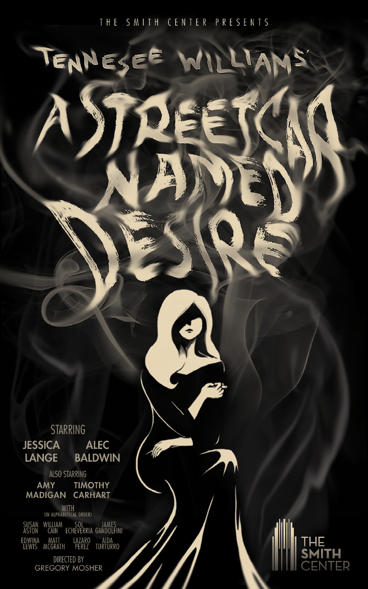 a streetcar d desire tennessee williams 1947 the sexual ligot typographic illustration poster for a streetcar d desire