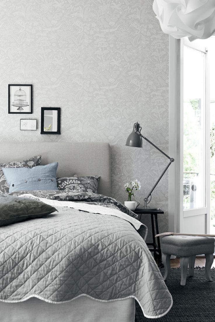 Grey with blue tones