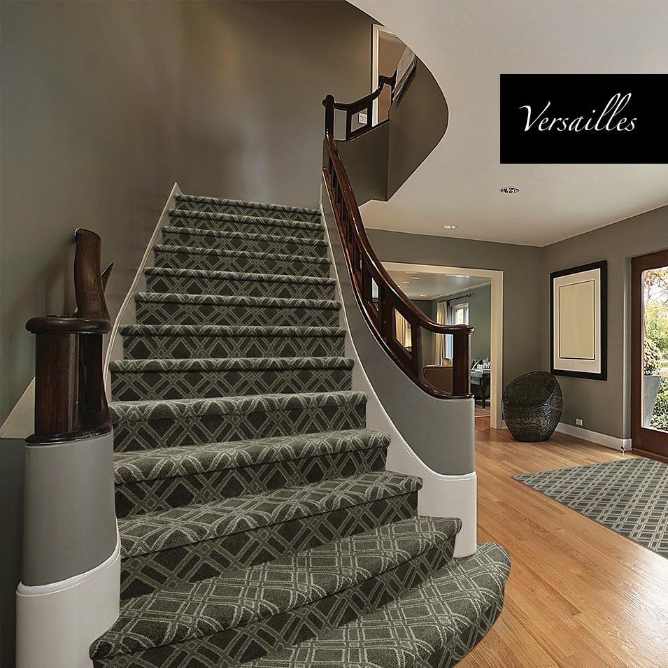 Best Versailles Tuftex Stair Runner Carpet Staircase 400 x 300
