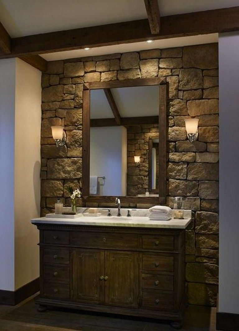 55+ EXCITING BATHROOM WALL DECOR IDEAS