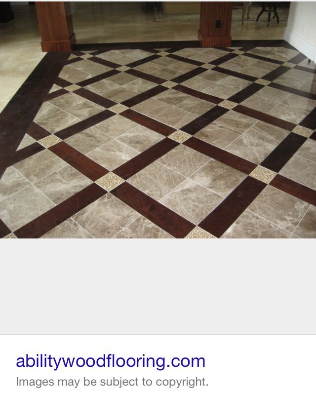 Wood And Tile Floor Home Ideas Pinterest Tile Flooring And Woods