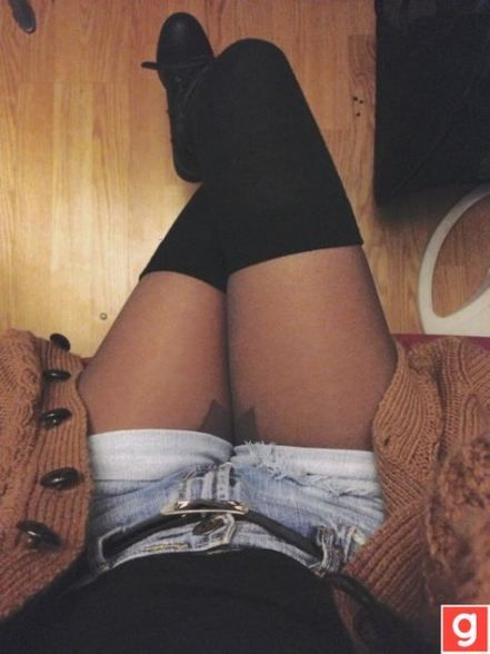 Fashion Winter Grunge Thigh Highs 47+ Ideas #wintergrunge