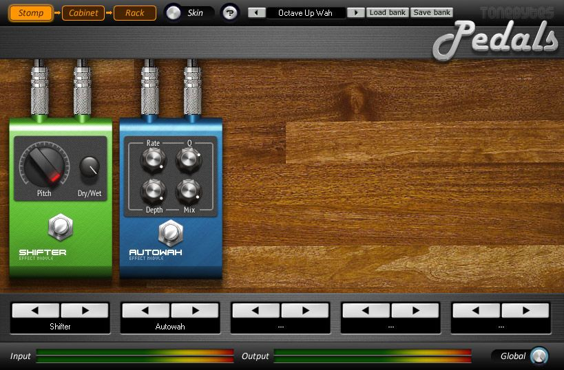 Rogai Info Software Details For Pedals 0 92 Guitar Effects Guitar Pedals Guitar Amp