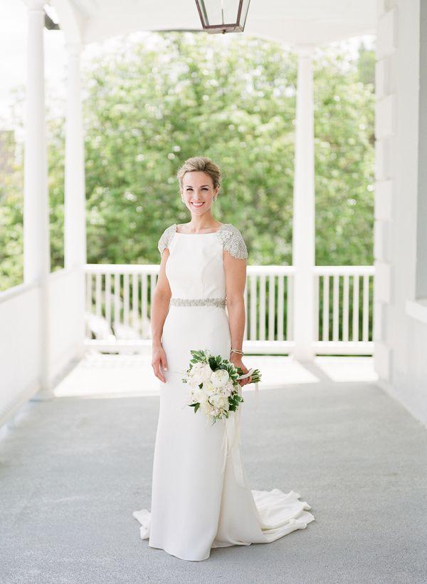 Elegant Gadsden House Wedding by Ashley Seawell   Southern weddings ...