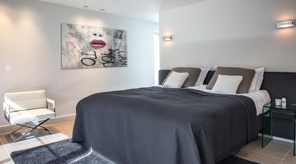 slaapkamer by designa interieur architectuur bna gevoel van luxe