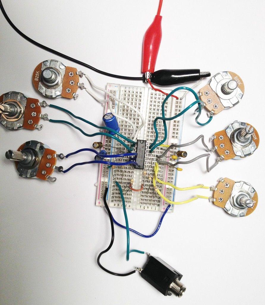 Pin By Antony Kanouras On Diy Synth Schmitt Trigger Sound Machine The Voice