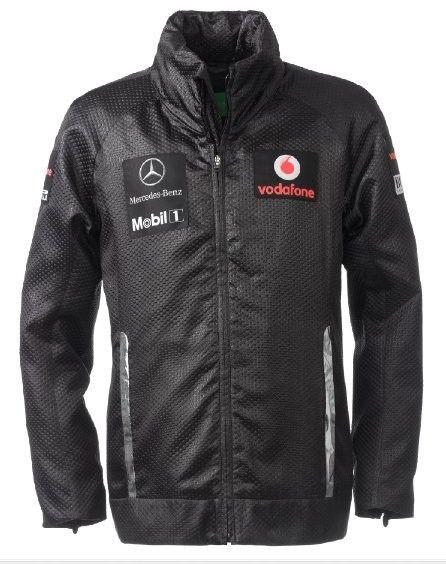 hugo boss mclaren jacket