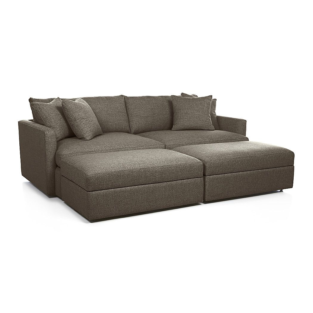 Lounge Ii Large Deep Sofa Reviews Crate And Barrel Deep Sofa Lounge Couch Lounge Sofa